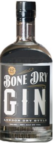 Bone Dry Gin London Dry Style 750ml